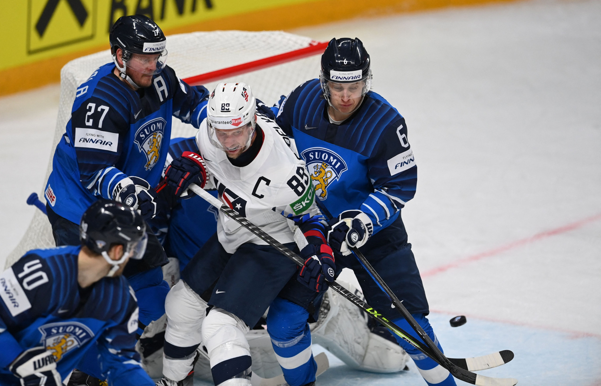 Finland begin defence of IIHF Men's World Championship with victory