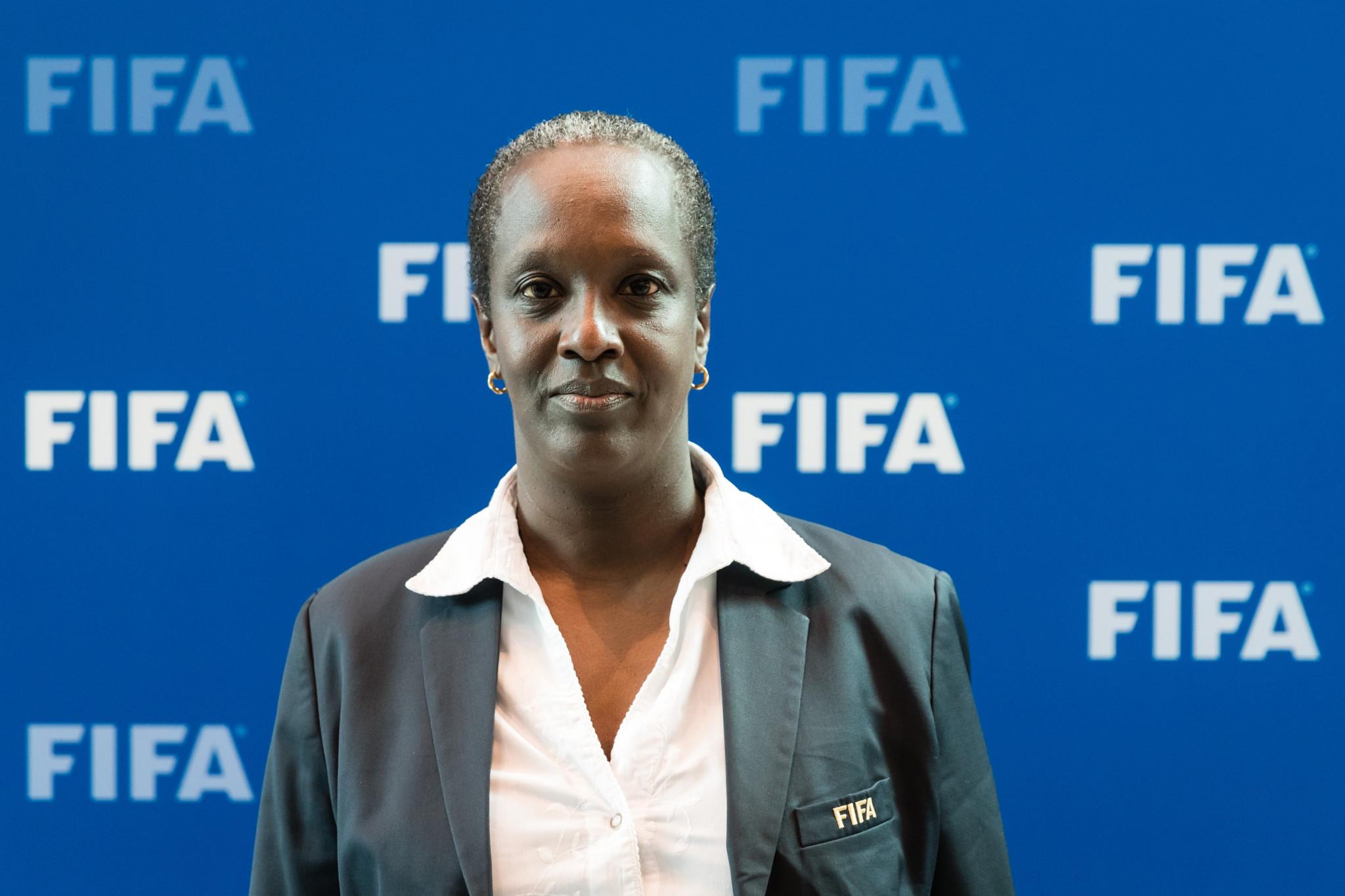Lydia Nsekira espère devenir la première femme à diriger une instance continentale pour le CNO © Getty Images