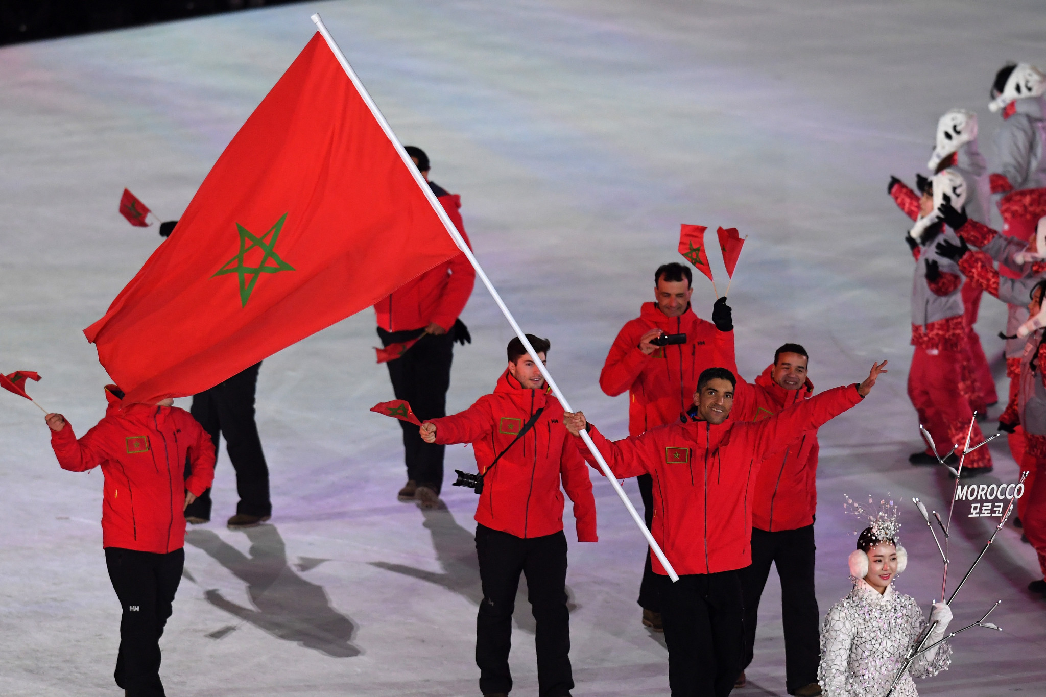 Budgets approved as Moroccan National Olympic Committee stages General Assembly