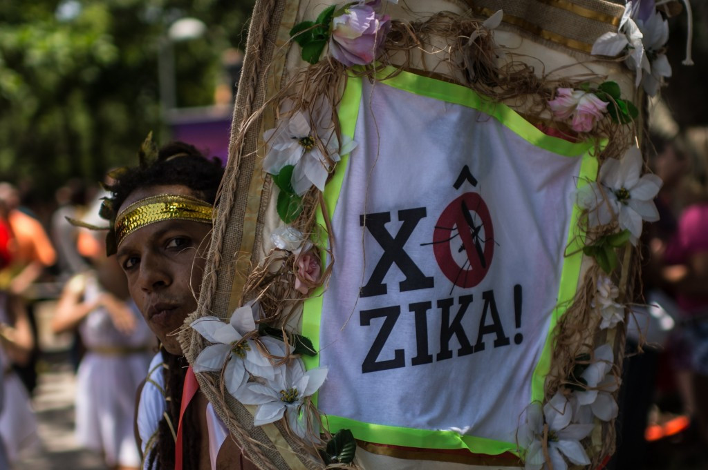 Athletes to receive advice on Zika virus outbreak ahead of Rio 2016