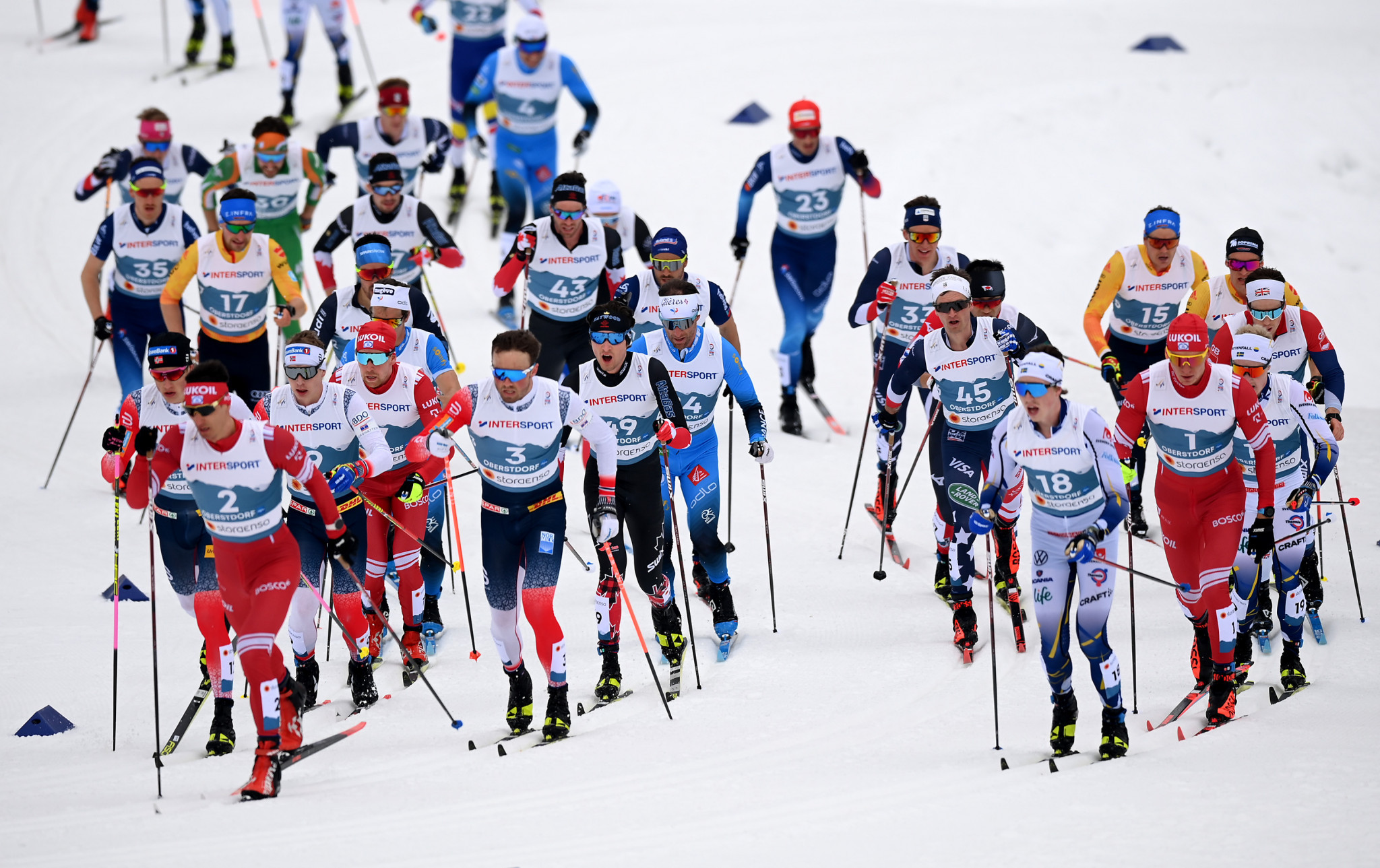 FIS releases draft plans for 2021-2022 Cross-Country World Cup season