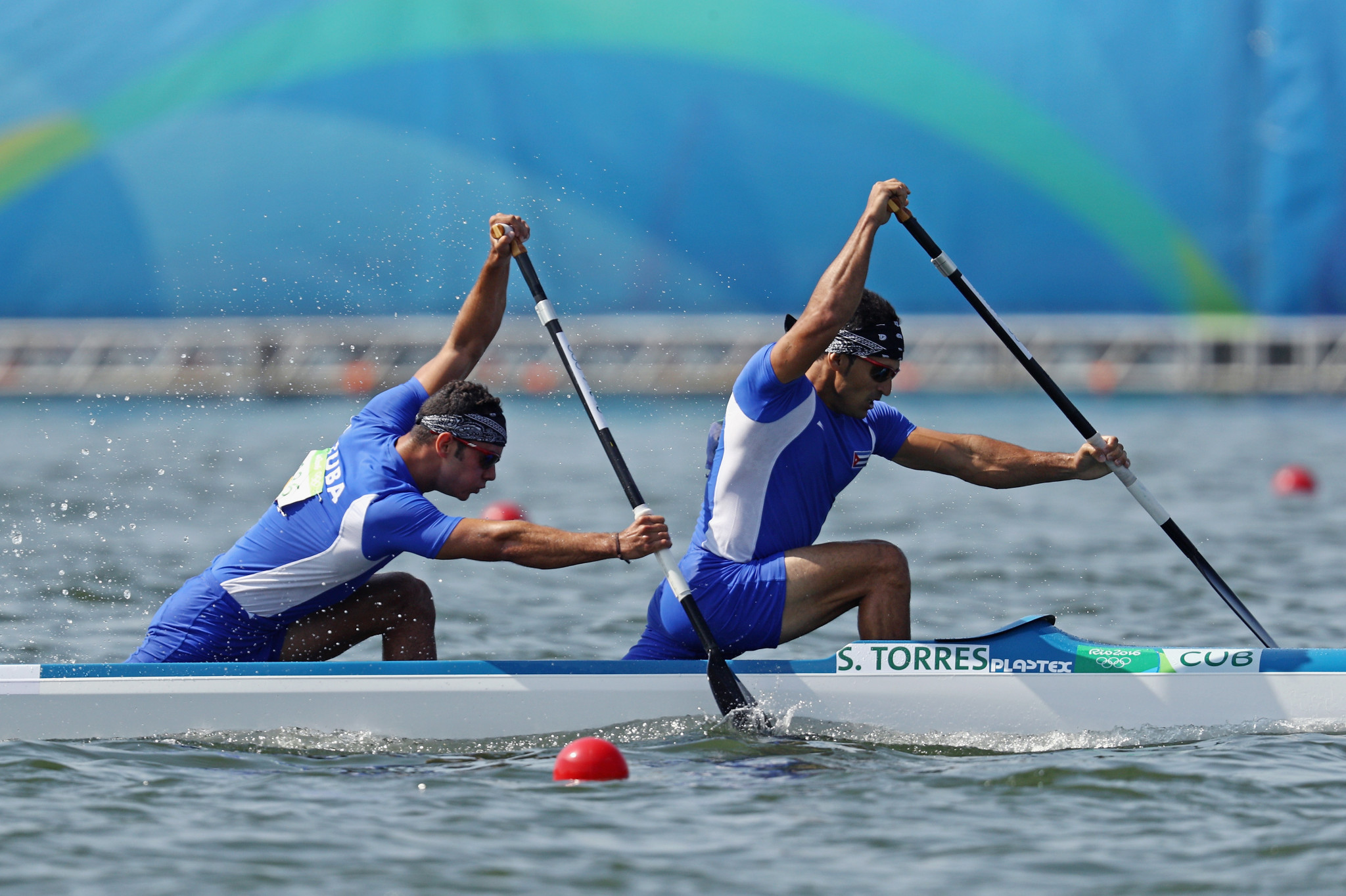 Cuba win more Barnaul golds in five-star display at Canoe Sprint World Cup
