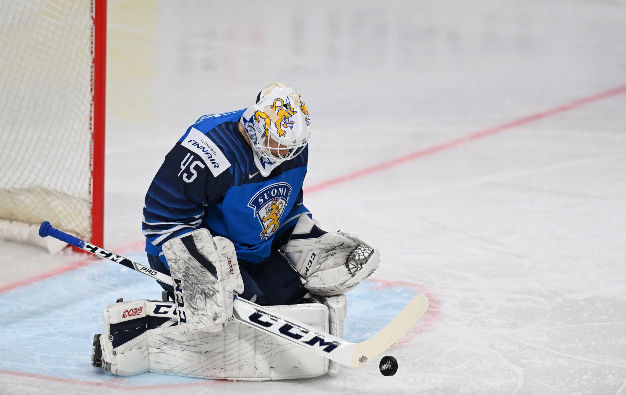 Kazakhstan stun Finland in shootout at IIHF Men's World Championship