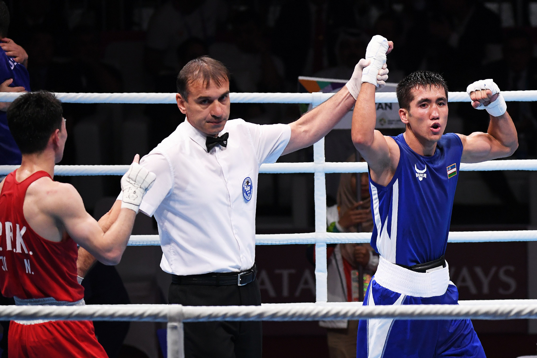 AIBA President issues warning to judges ahead of Asian Championships