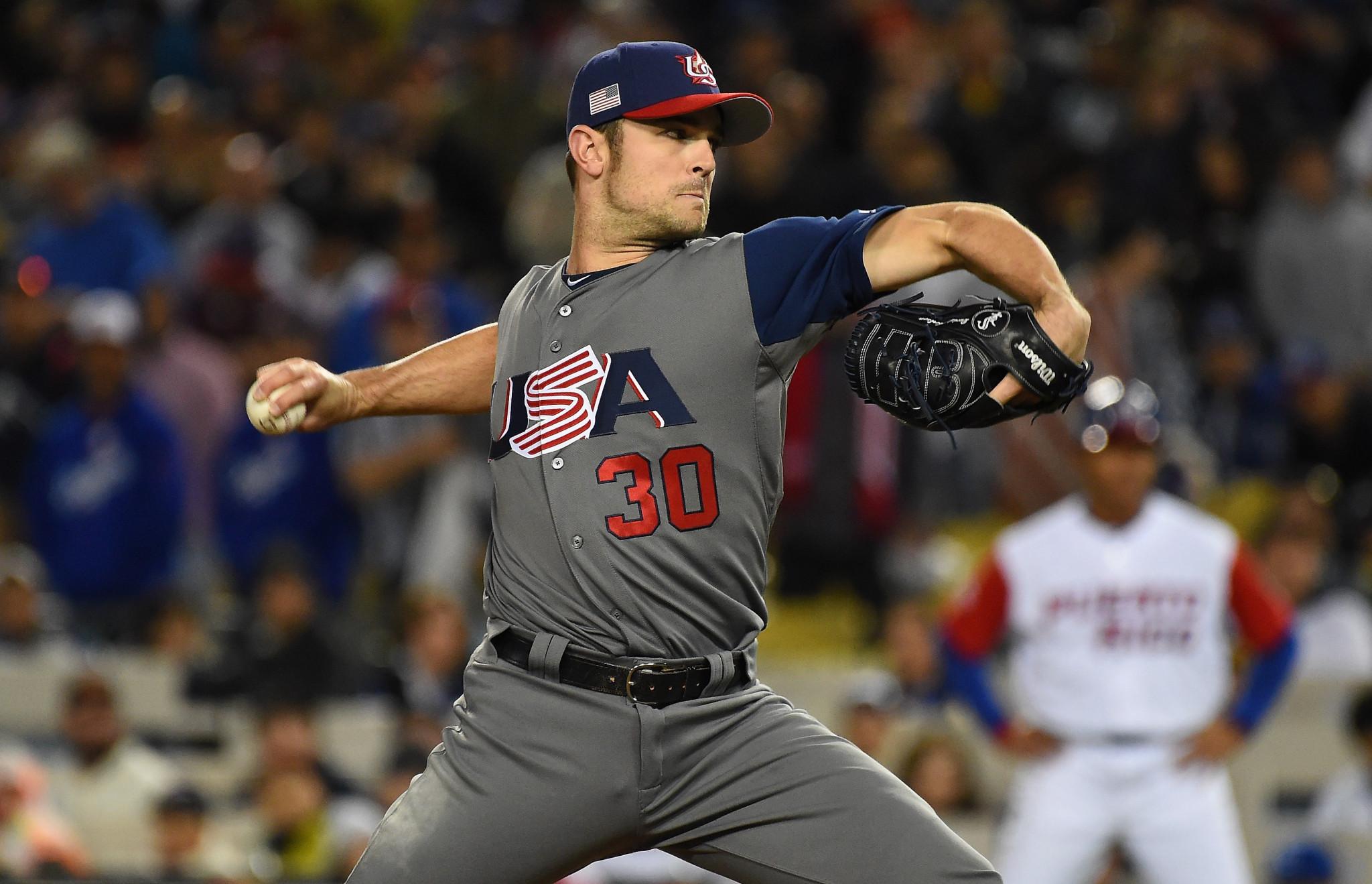 Winter Olympic medallist Alvarez joins MLB All-Stars in US baseball squad for Tokyo 2020 qualifier