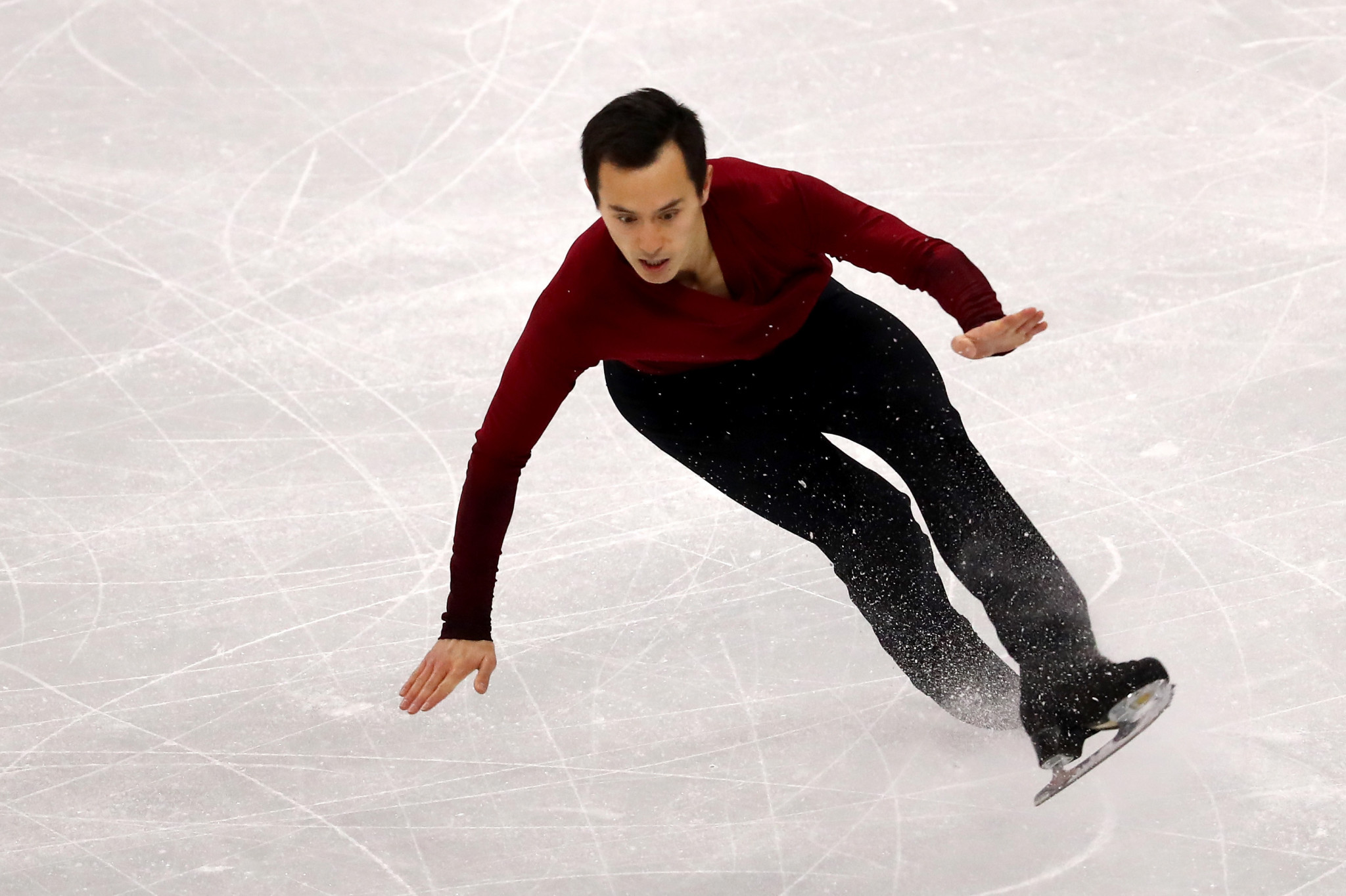 Patrick Chan and Kirsten Towers-Moore have been appointed ambassadors for safe sport ©Getty Images