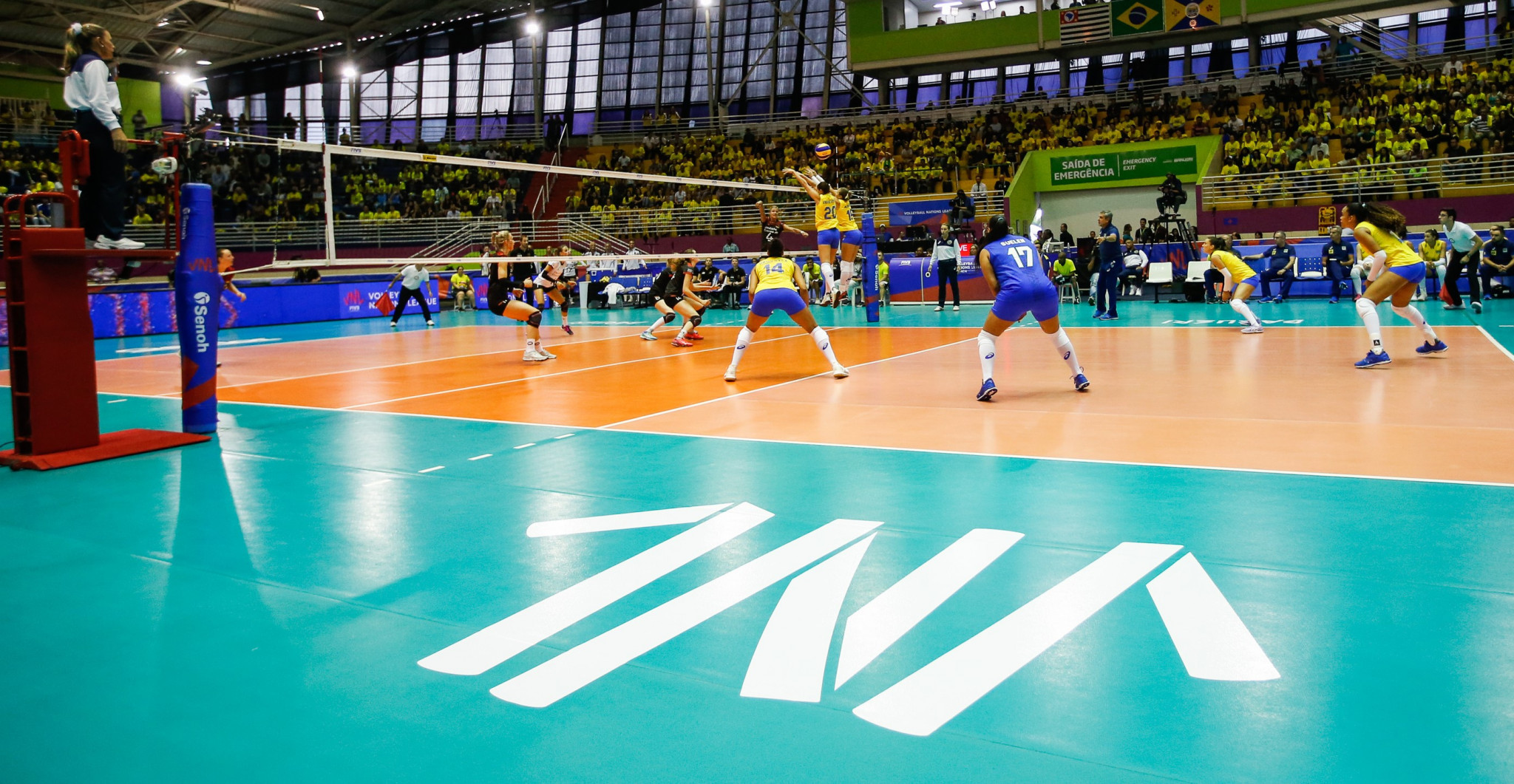 Volleyball Nations League set to start in Italian bubble with Olympic champions China present