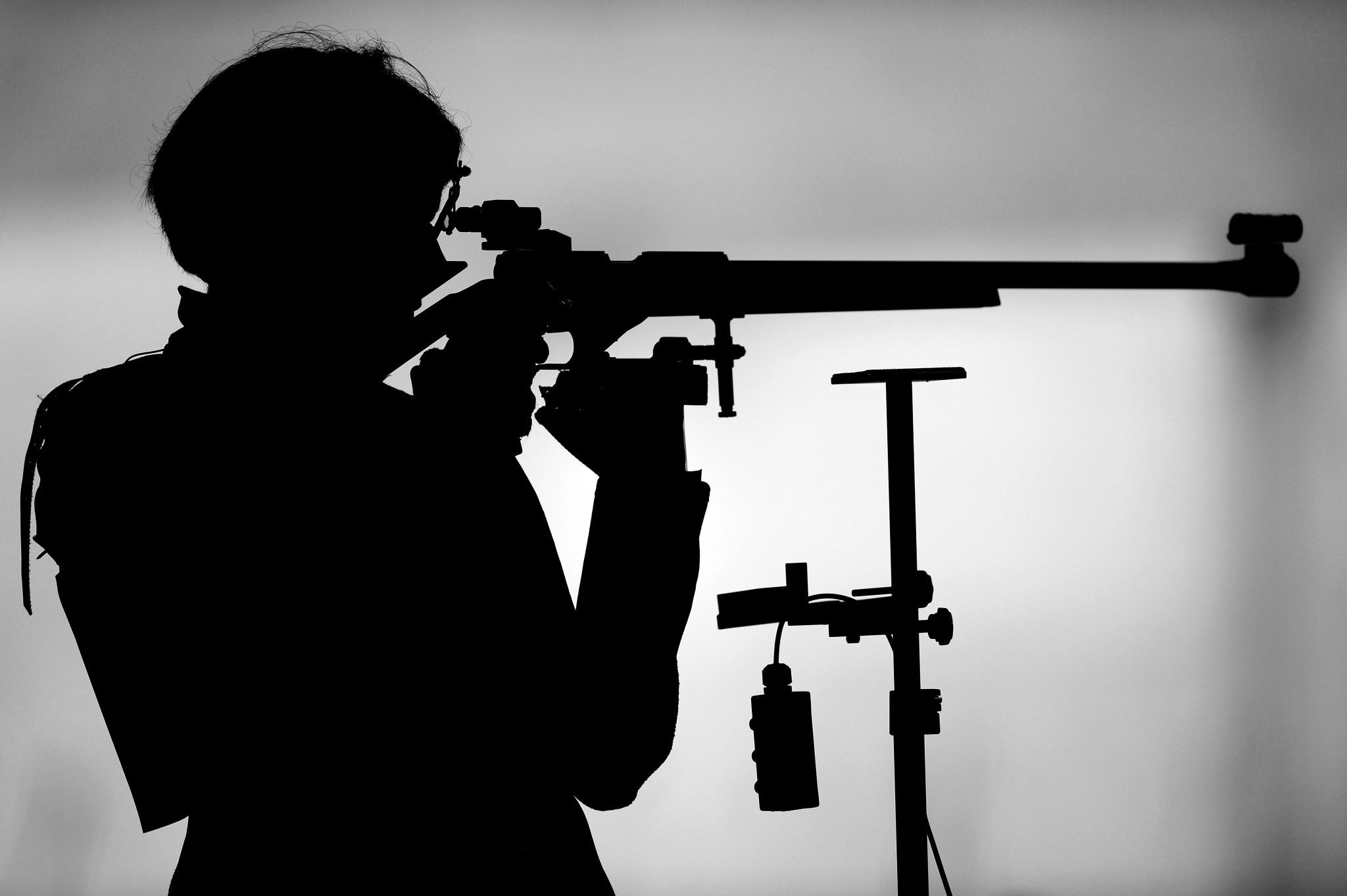 Muller breaks European junior record at European Shooting Championship