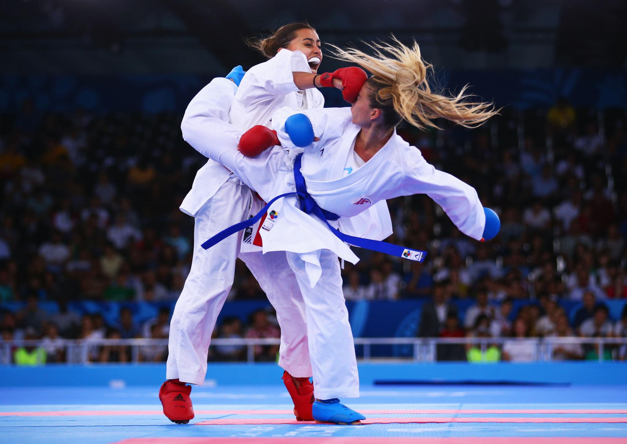 Espinós hails growth of karate in Europe despite coronavirus challenges