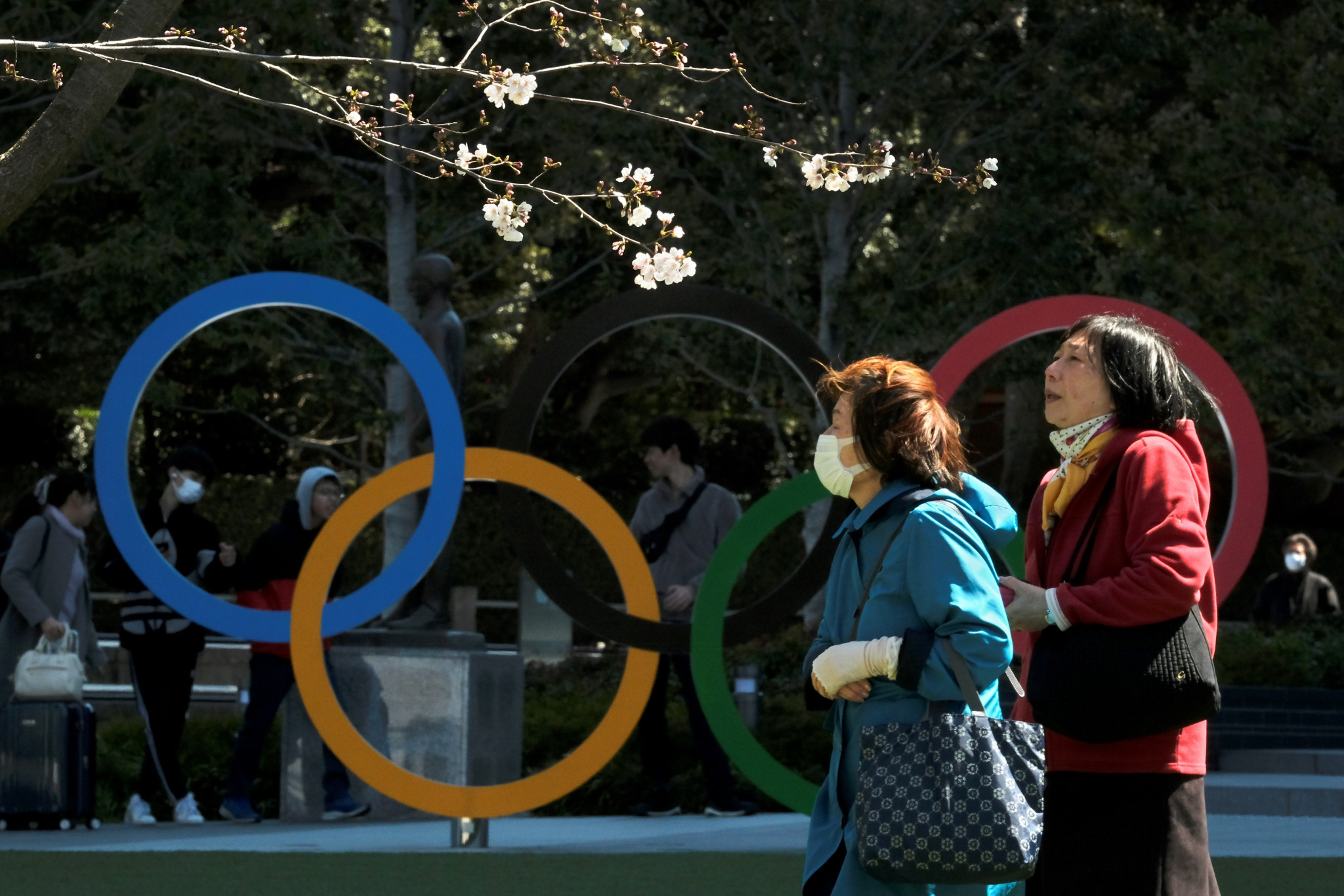Japan not concerned after US warns against travel less than two months from Tokyo 2020