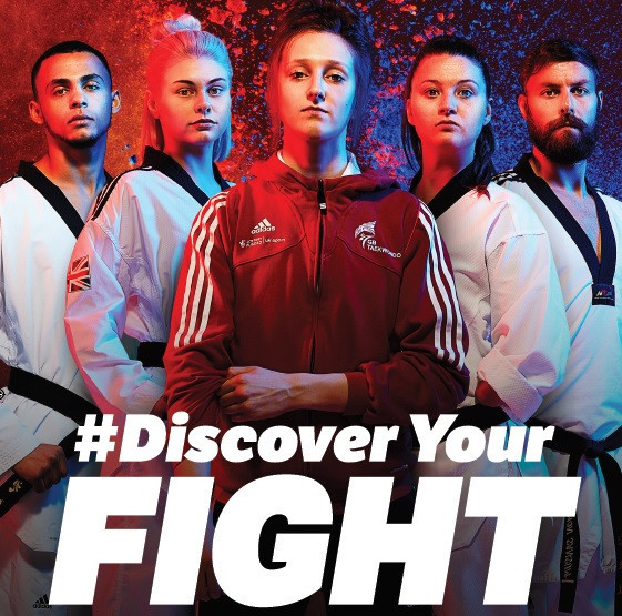 """Nine prospects selected from GB Taekwondo's """"Fighting Chance"""" scheme"""