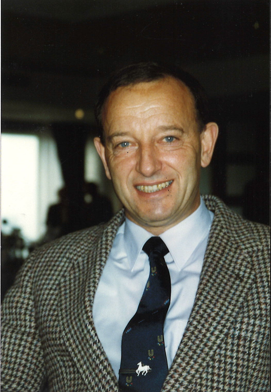 Lucerne 2021 Winter Universiade to be dedicated to former FISU vice-president Holzer