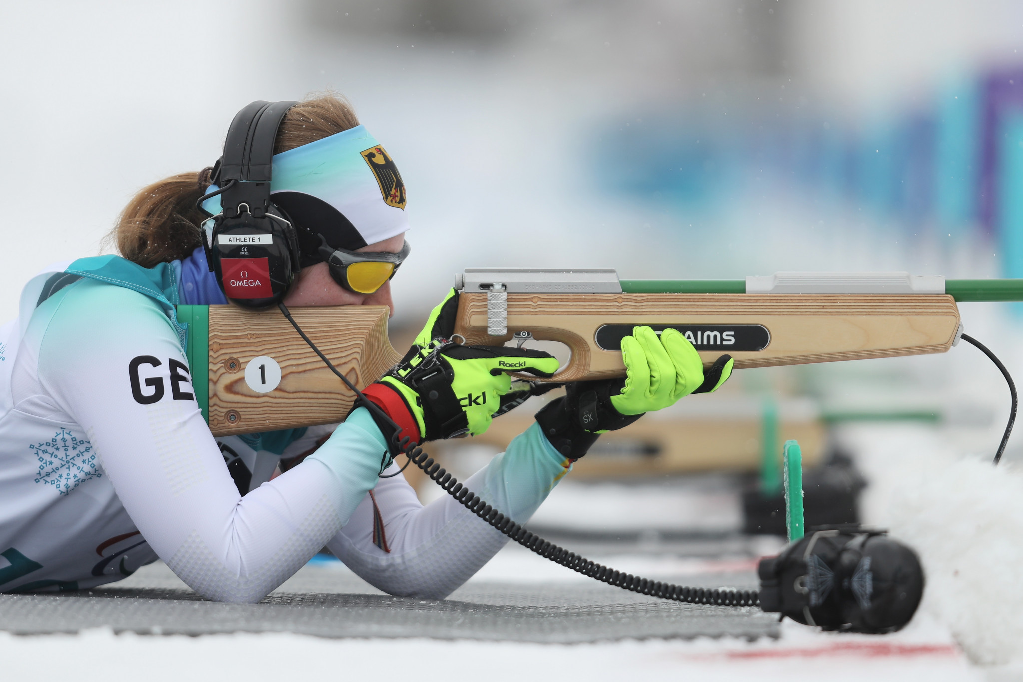 World Para Snow Sports announces deal with biathlon supplier Ecoaims