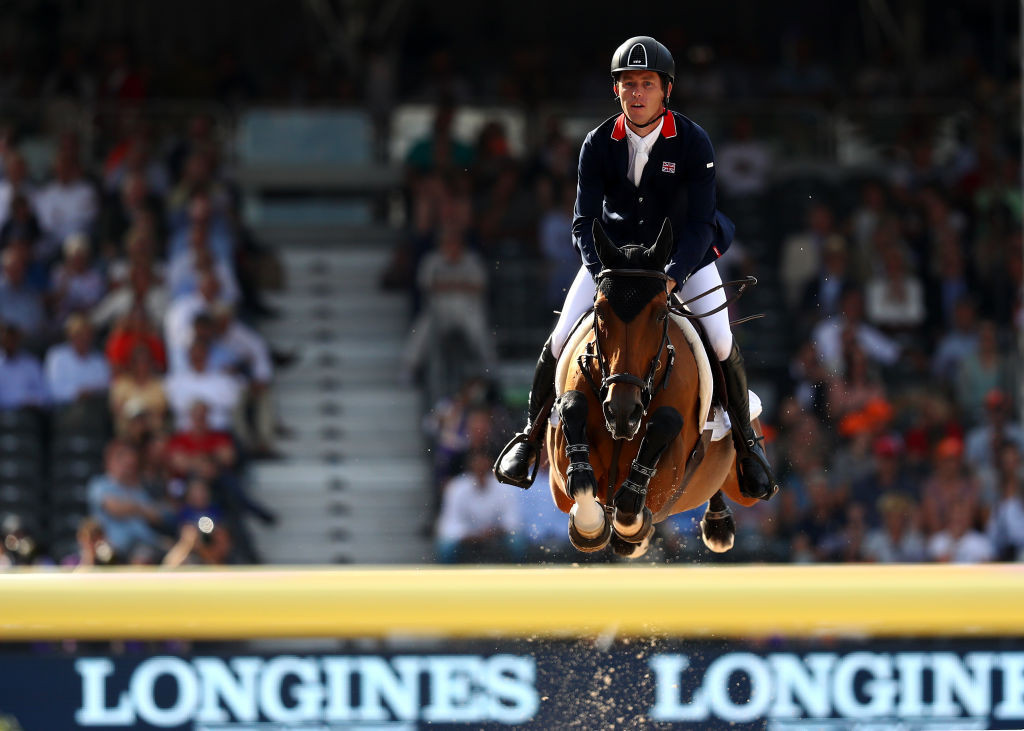 Brash leads rankings ahead of third Global Champions Tour event in Saint-Tropez