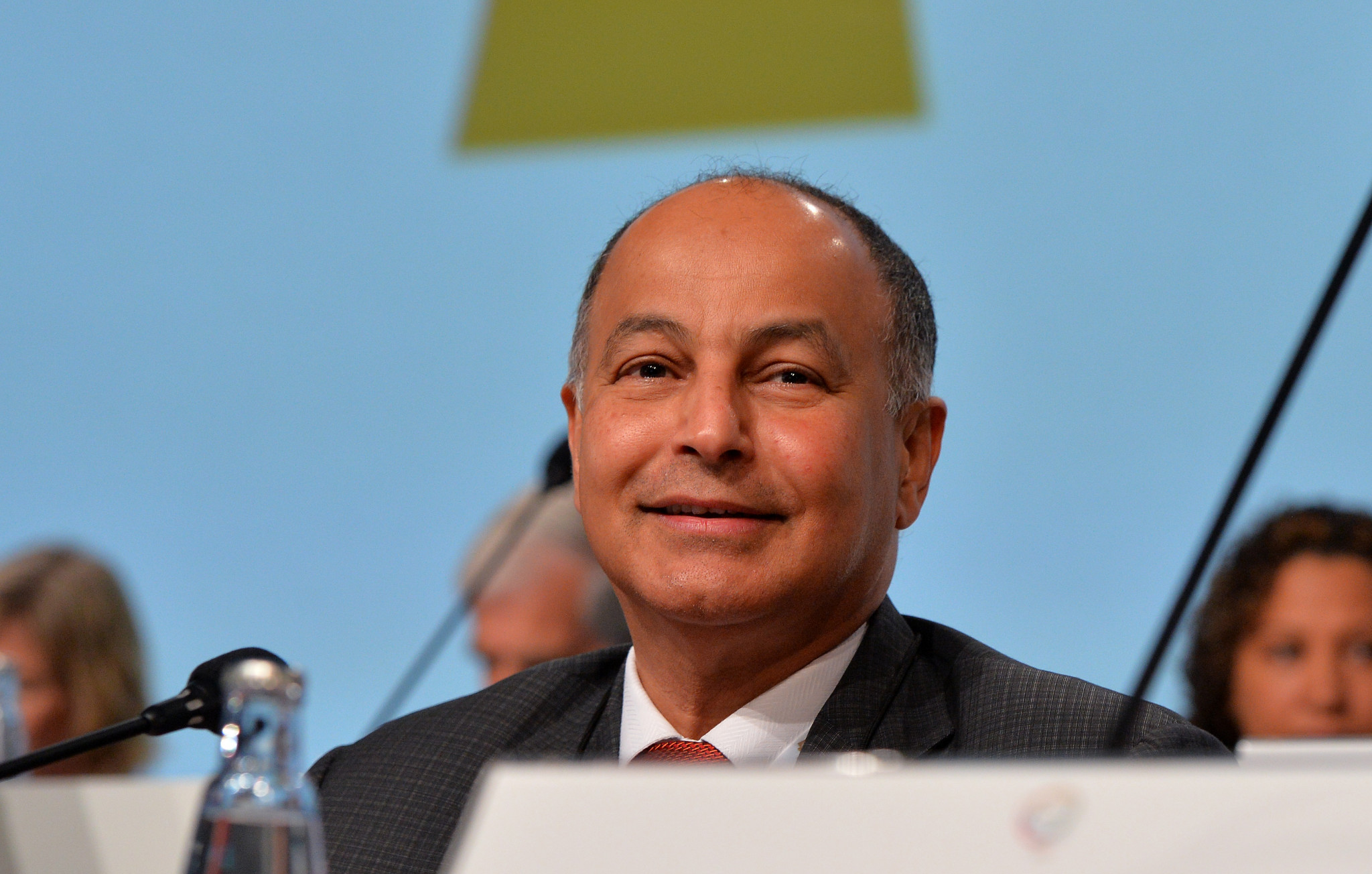 Al-Musallam targets swift action to help rebound from COVID if elected FINA President