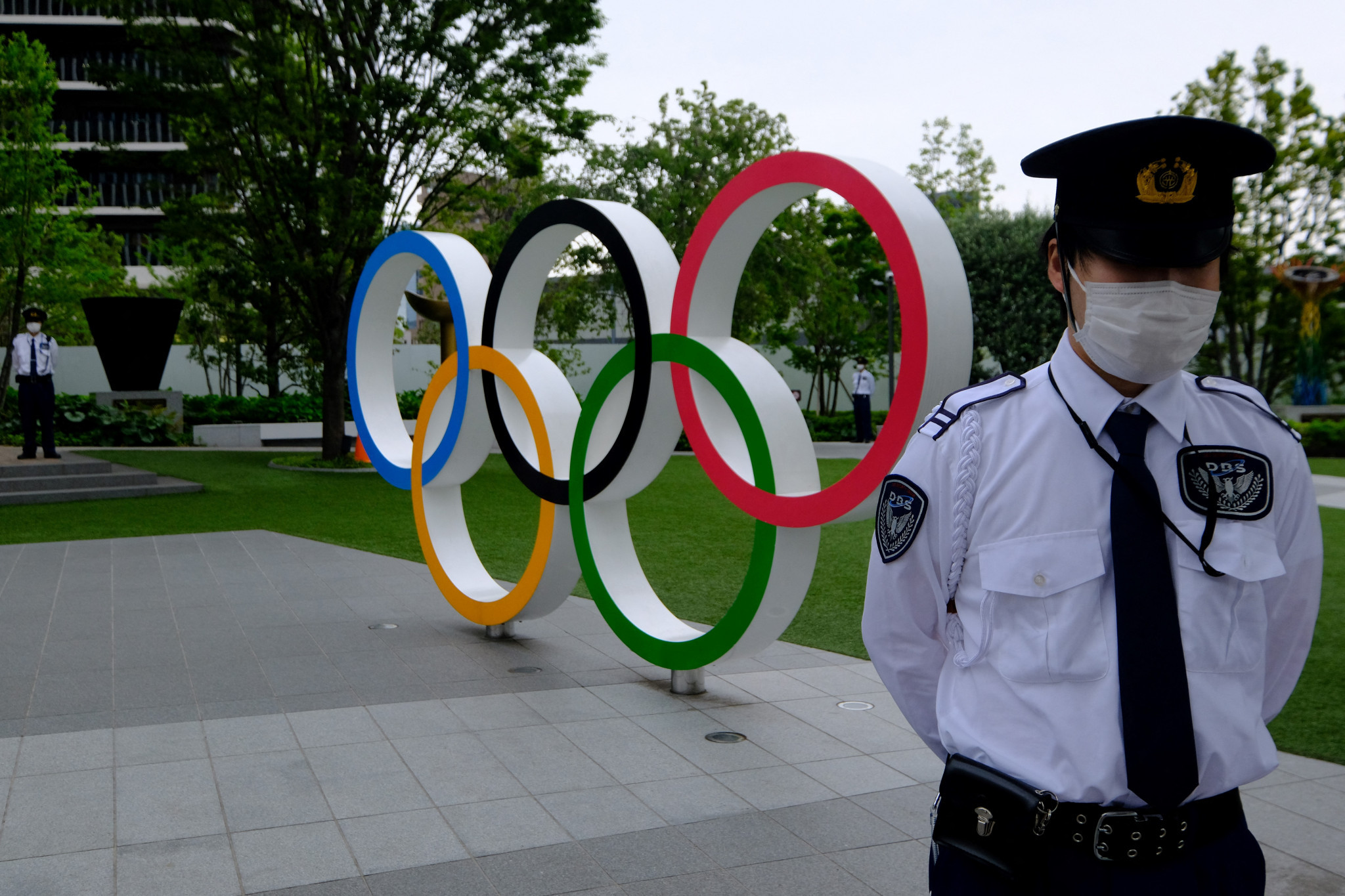 Naoto Ueyama, head of the Japan Doctors Union, believes the Olympics could develop a new strain of COVID-19 ©Getty Images