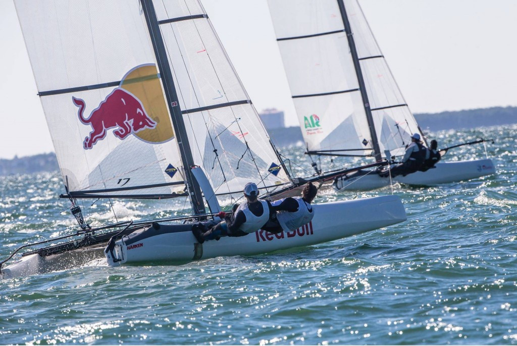 Rio 2016 qualification on the line with Sailing World Cup in Miami set to begin