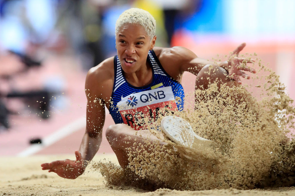 Rojas returns to Doha in top triple jump form for second Diamond League meeting of season