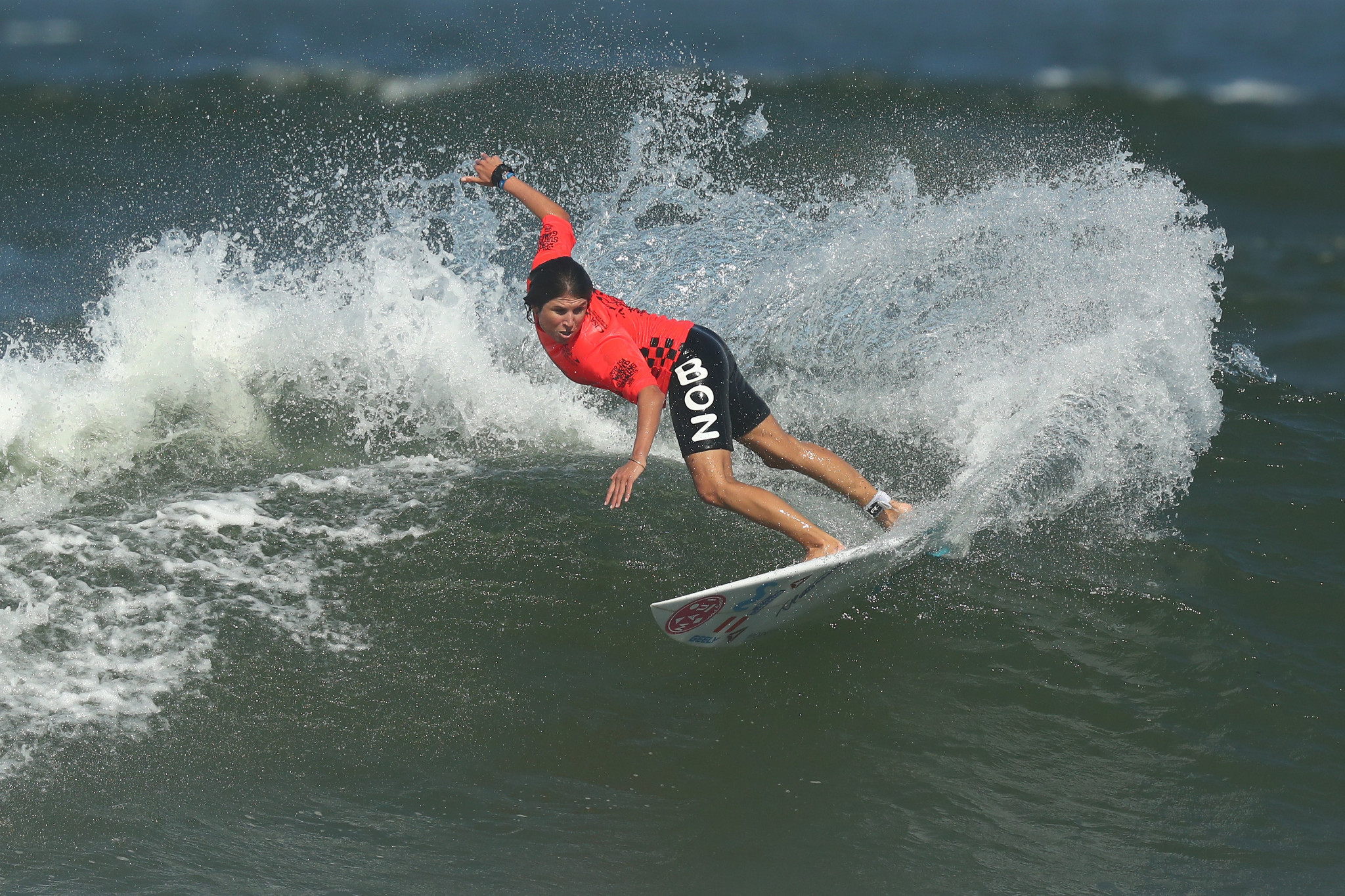 Final Olympic surfing spots to be determined at World Surfing Games in El Salvador