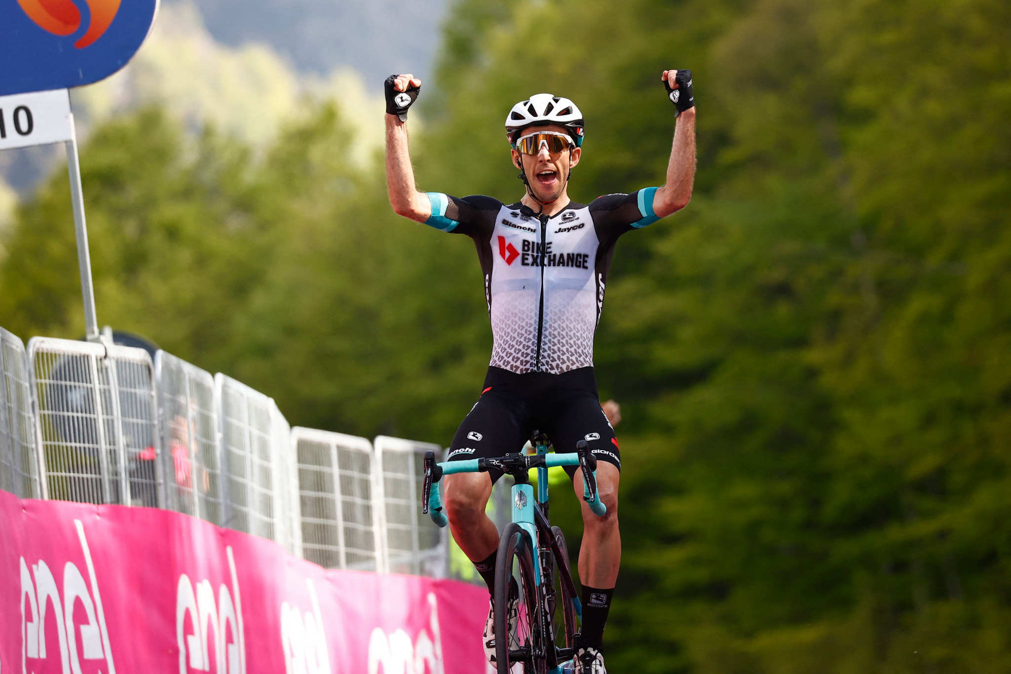 Yates wins stage 19 of Giro d'Italia as race leader Bernal remains in control