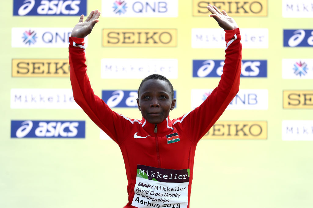 Kenya's Chebet earns shock 3,000m win at Doha Diamond League as Richardson pulls out