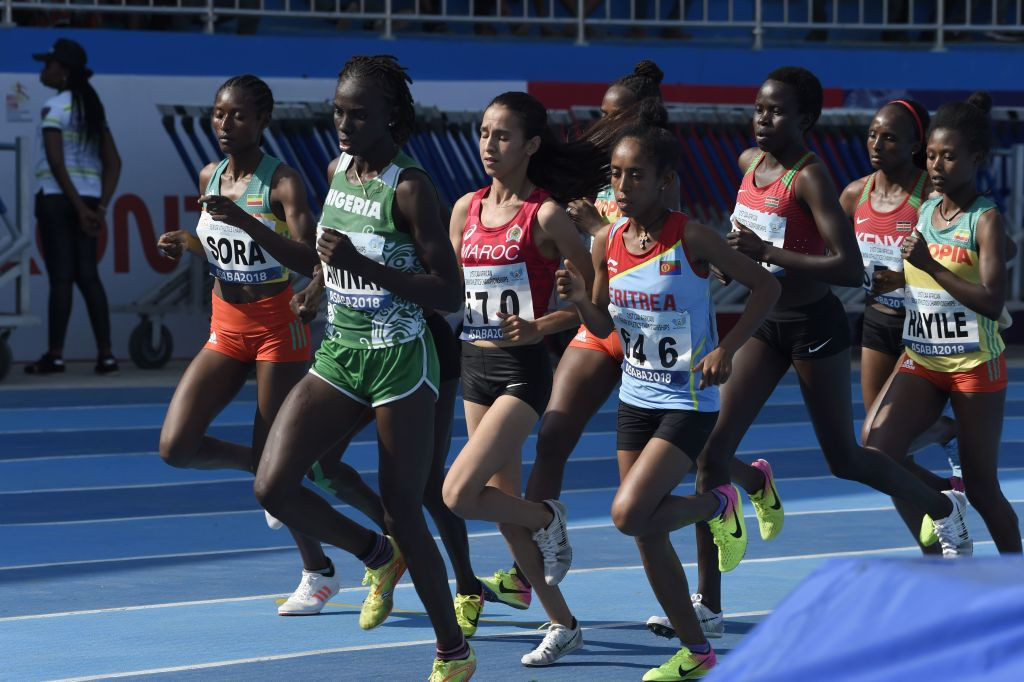 Nigeria will host the African Athletics Championships - postponed from 2020 - next month ©Getty Images