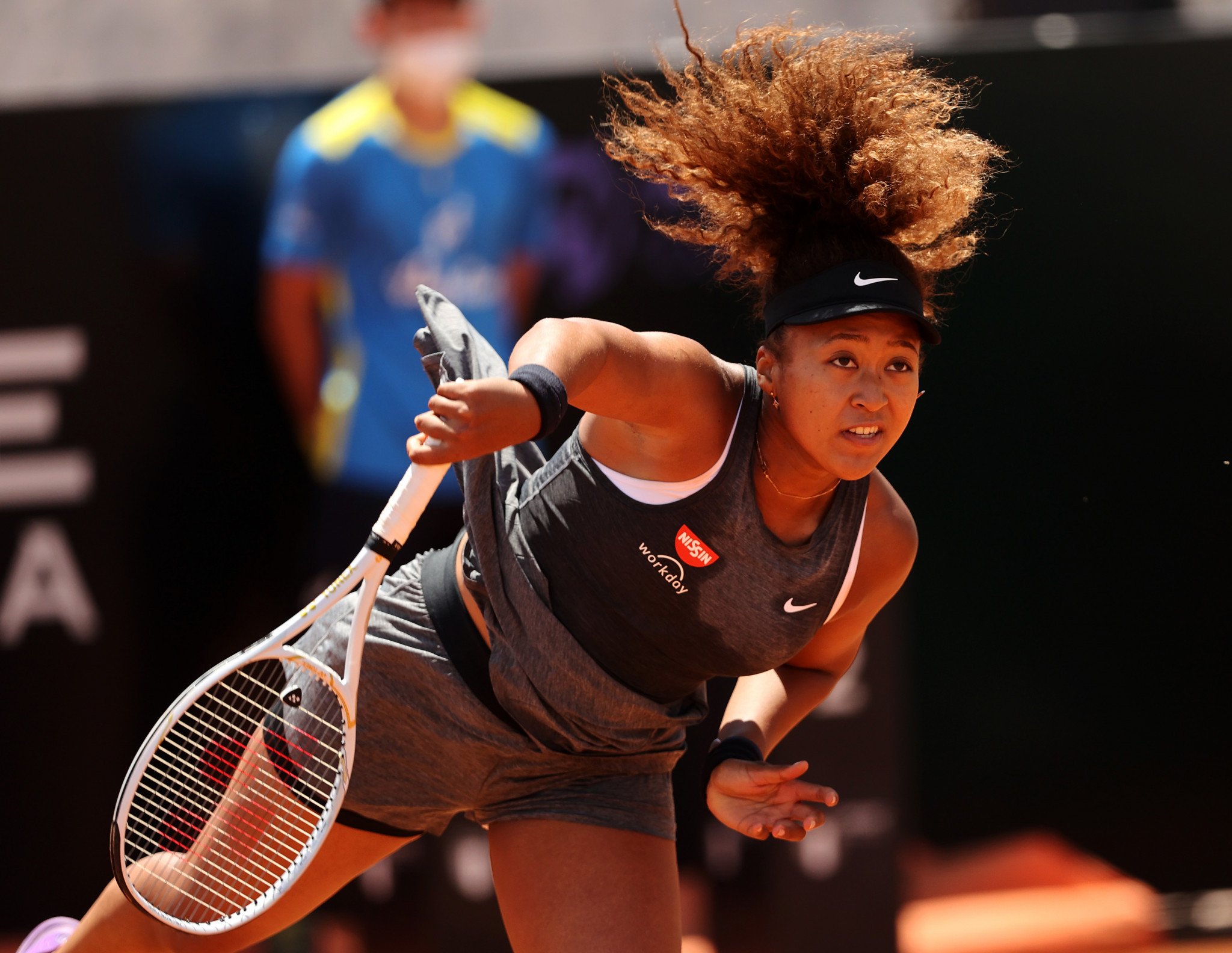 Osaka's media snub questioned ahead of French Open