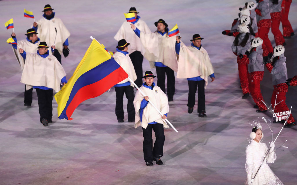 Colombian athletes heading for Tokyo 2020 latest to get priority COVID-19 vaccine