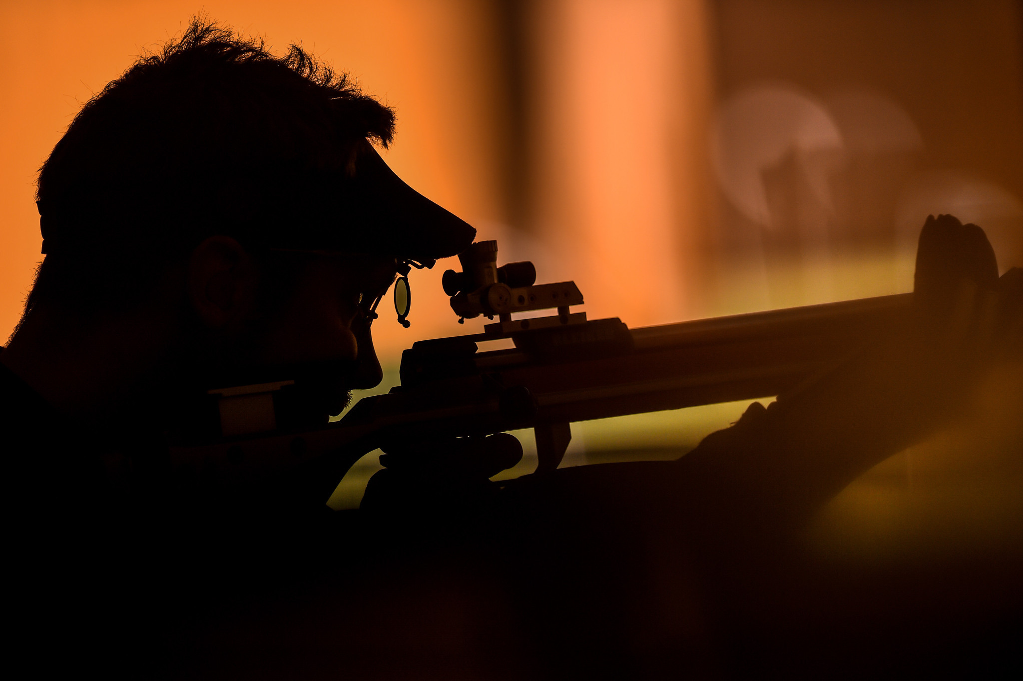 Norway one-two in men's 50m rifle 3 positions at European Shooting Championships