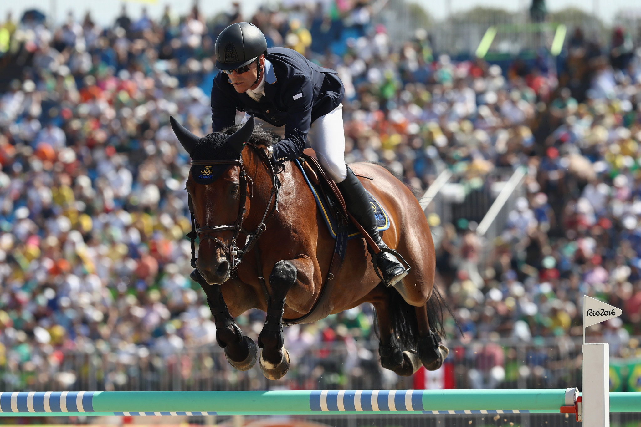 Double delight for Fredricson with GCL and GCT success in St Tropez