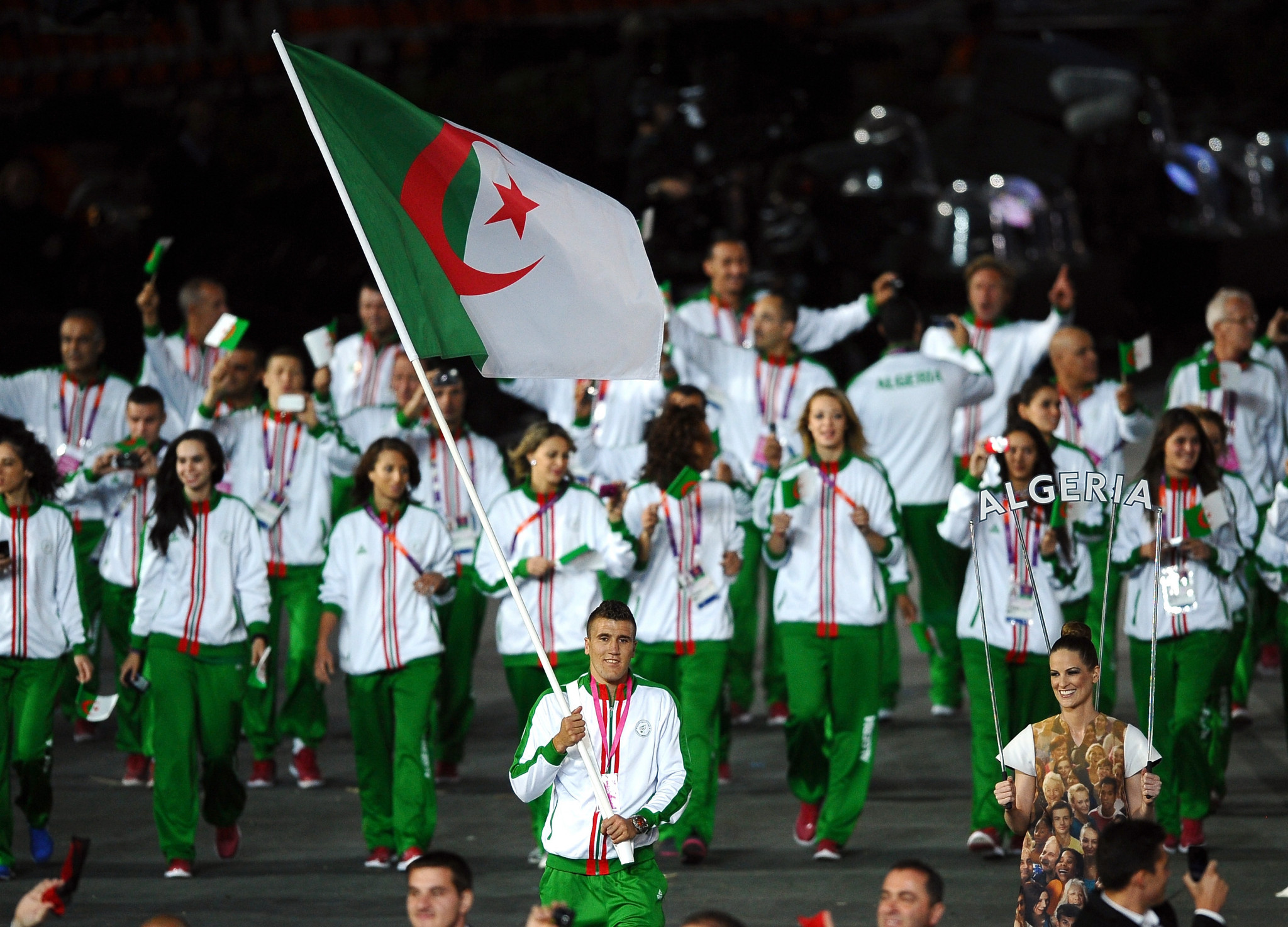 Boughadou announces run for Algerian Olympic Committee President ahead of June vote
