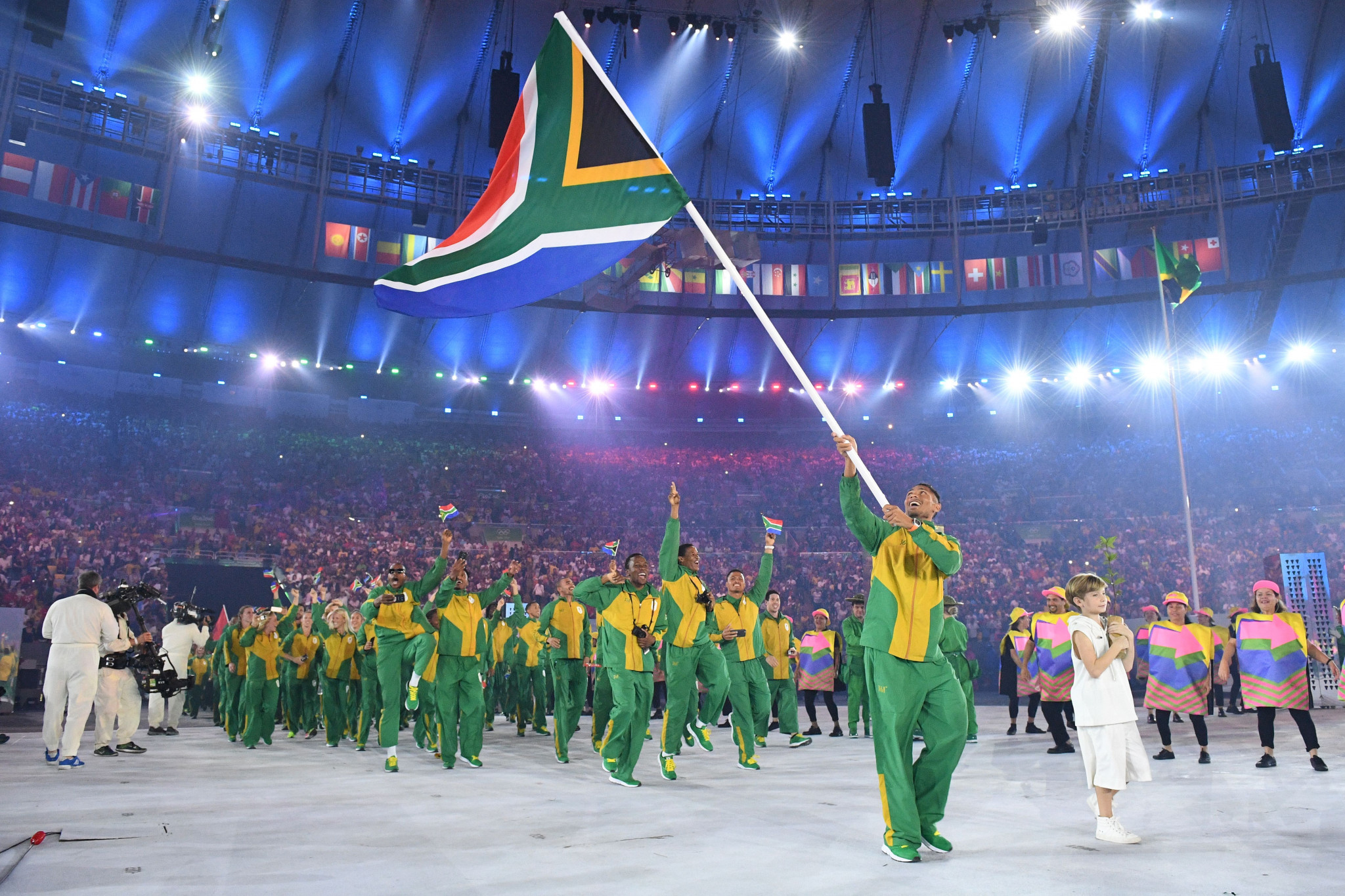 South African athletes to receive single-jab COVID-19 vaccine due to delay in receiving IOC supply