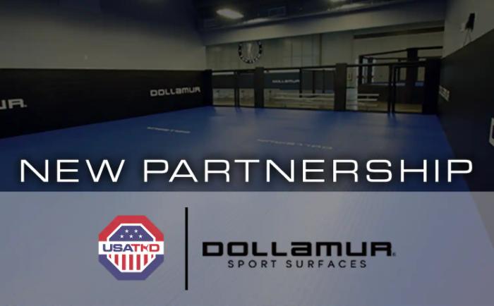 USA Taekwondo agrees five-year partnership with mat manufacturer Dollamur