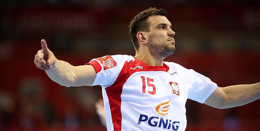 Hosts Poland beat Belarus to remain on course for semi-final spot at European Men's Handball Championship