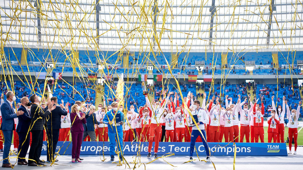 Poland clinch back-to-back titles at European Athletics Team Championships