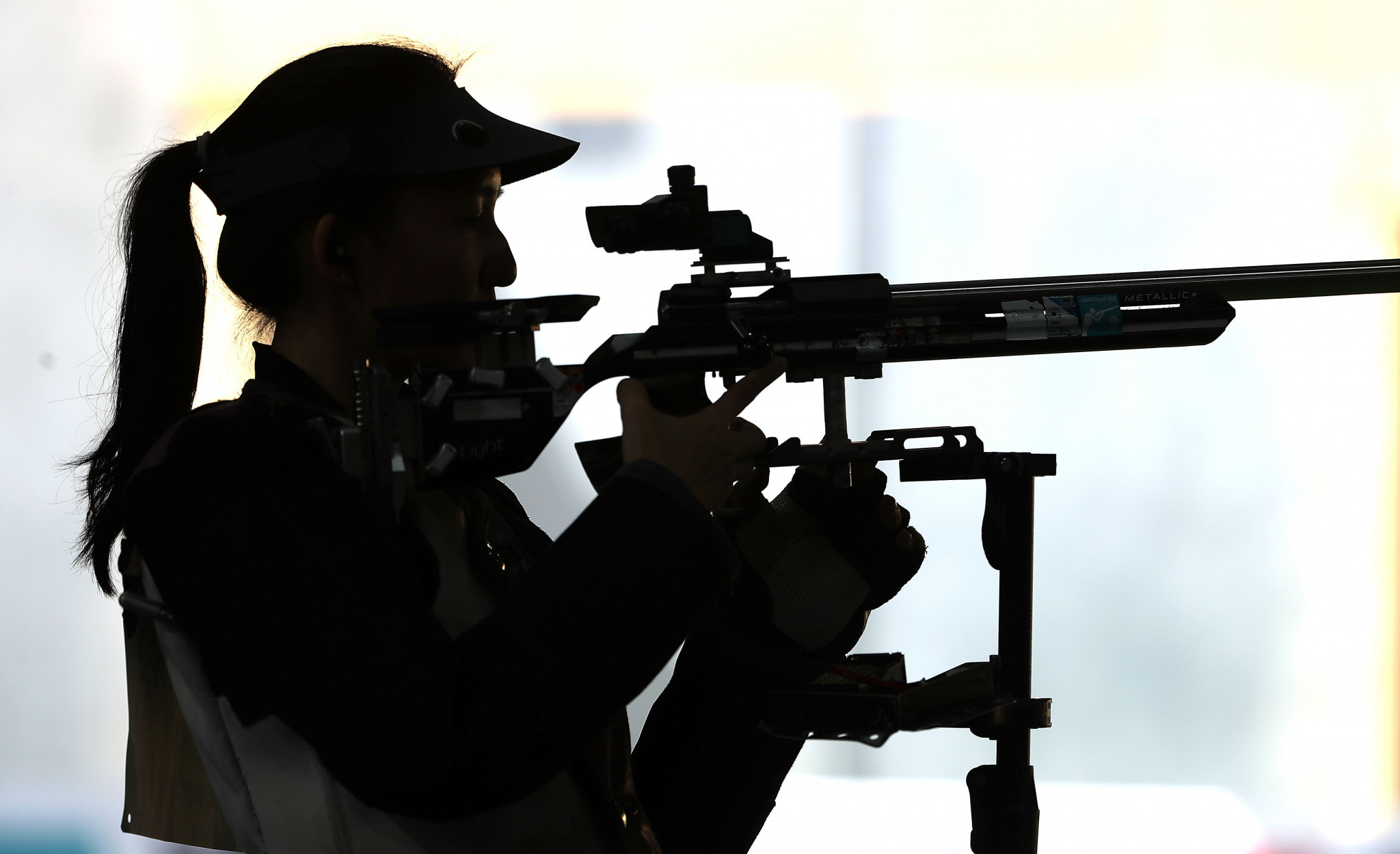 Ceccarello bounces back to win gold at European Shooting Championships