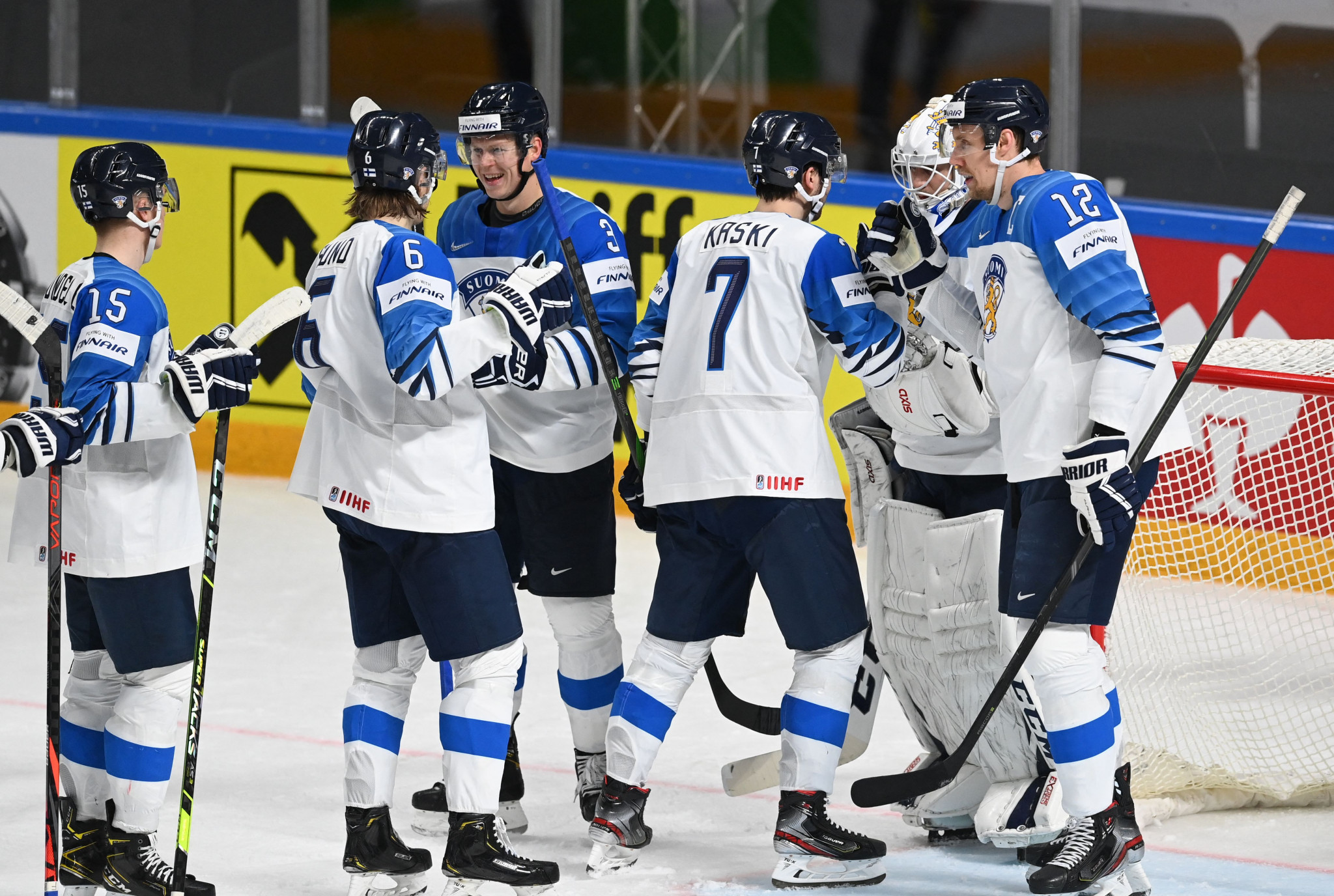 Defending champions Finland top IIHF Men's World Championship group after overtime win