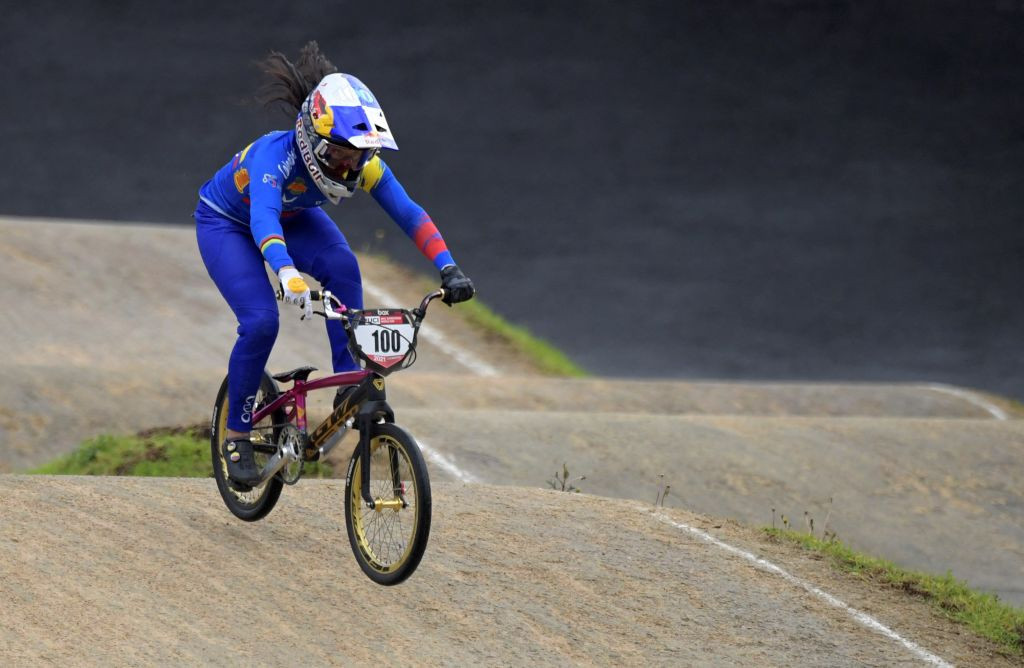 Olympic champion Pajón boosts Tokyo 2020 qualification hopes at BMX Supercross World Cup