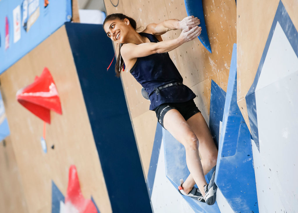 United States sweep bouldering titles at IFSC World Cup