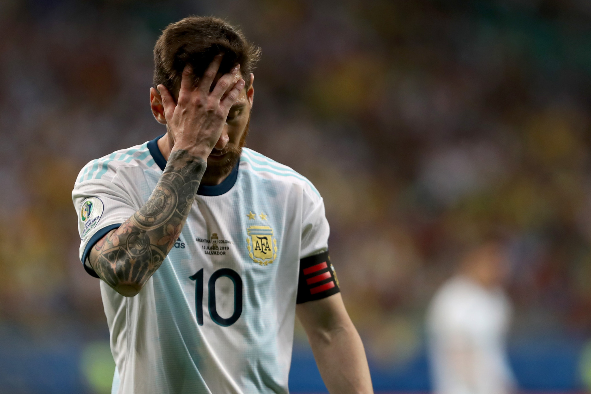 Copa América moved to Brazil as Argentina becomes second country to lose hosting rights