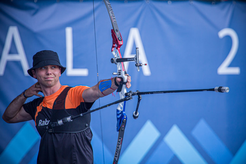 Three of four individual champions defending titles at European Archery Championships