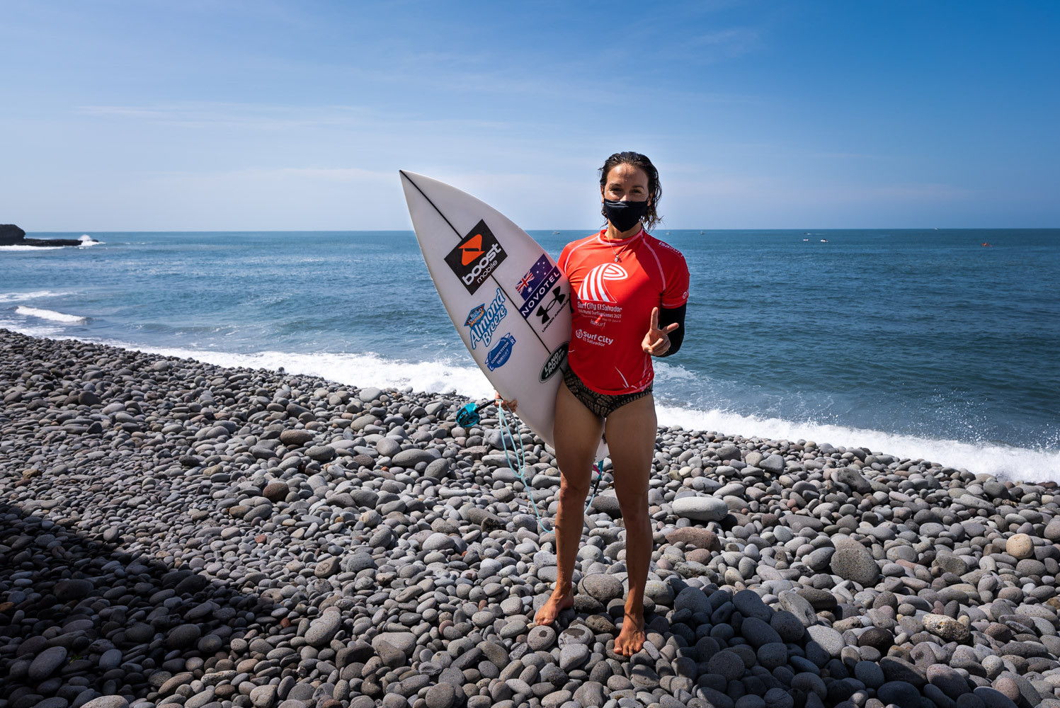 World Surfing Games: Day two report