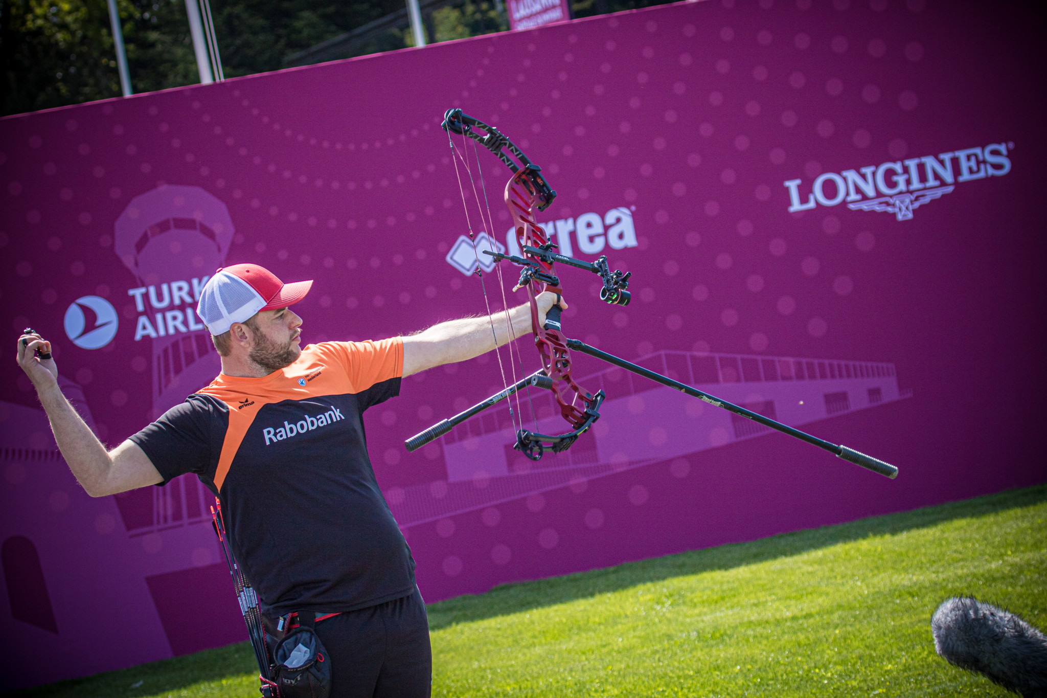 European recurve record for Osipova and Dutch success in European Archery Championships qualification