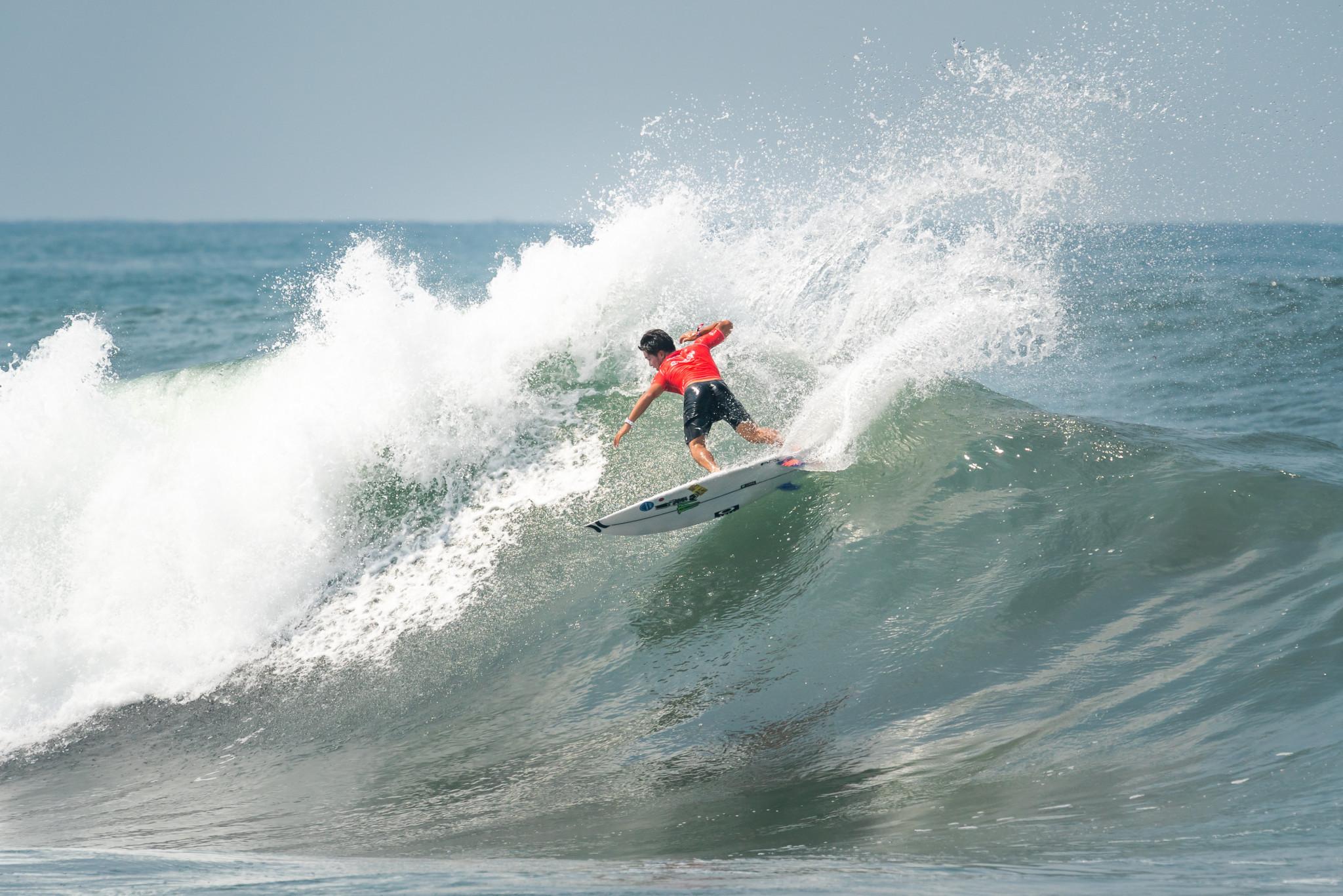 World Surfing Games: Day three report
