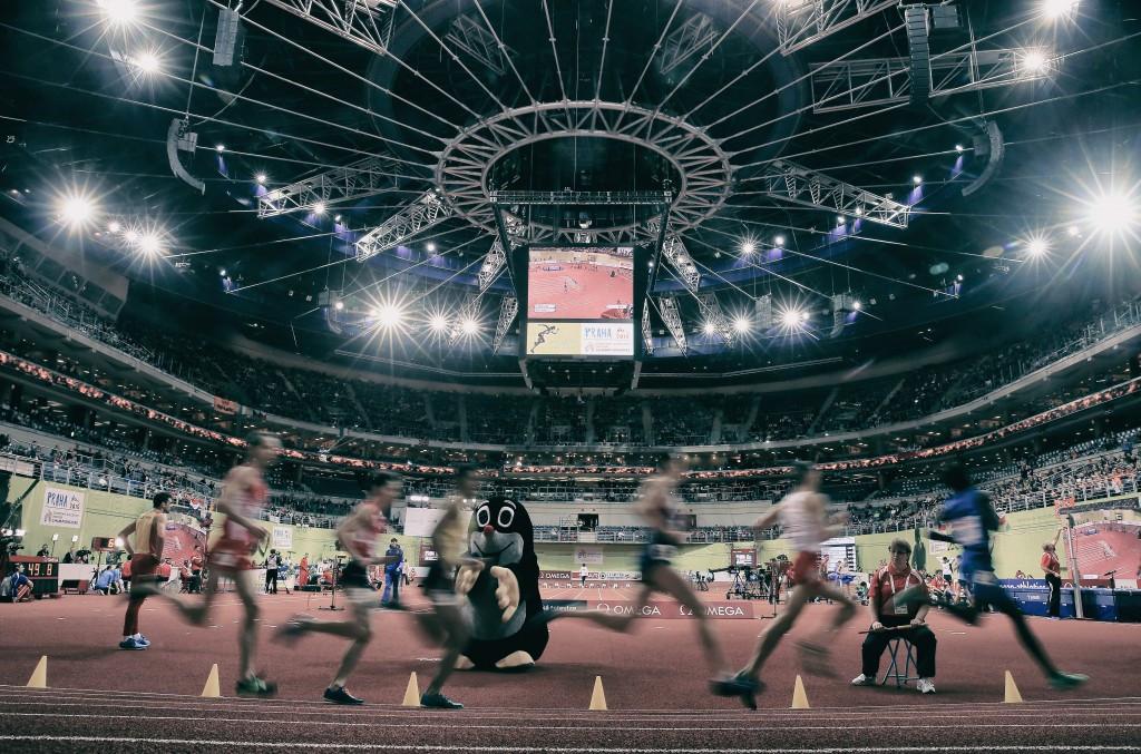 Bidding cities confirmed for 2019 European Athletics Indoor Championships