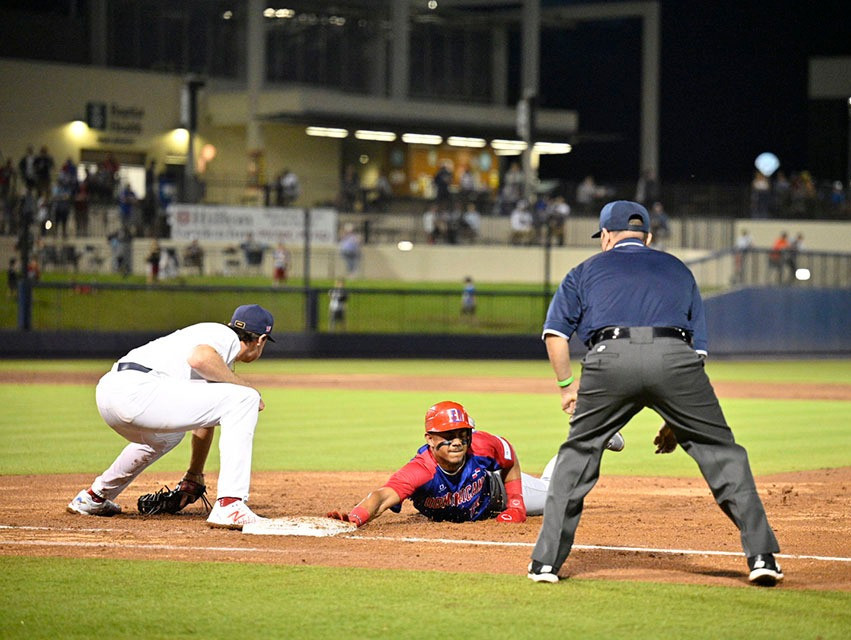 Three teams book super round place at WBSC Americas Olympic qualifier for Tokyo 2020