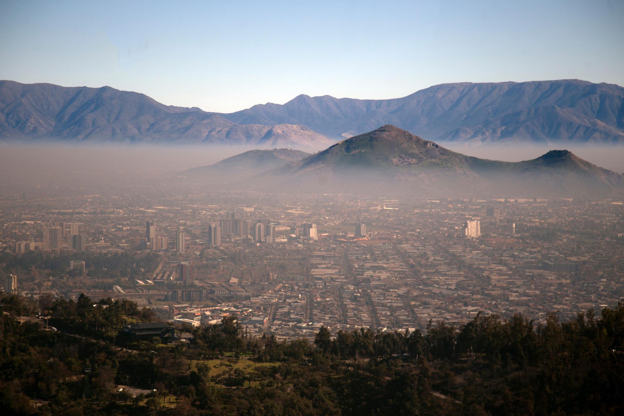 Santiago será la sede de la última etapa del ranking senior de América del Sur y Centroamérica en octubre © Getty Images