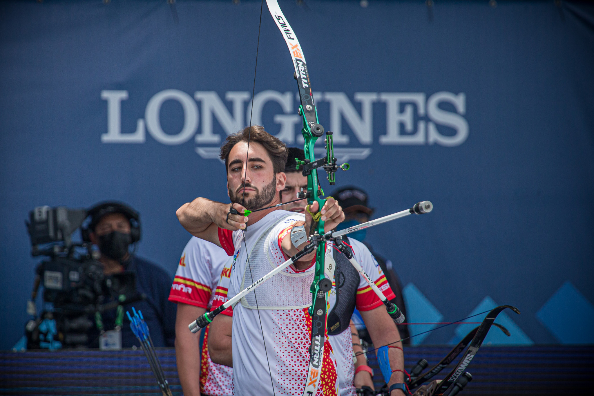 Finalists for mixed team events confirmed at European Archery Championships