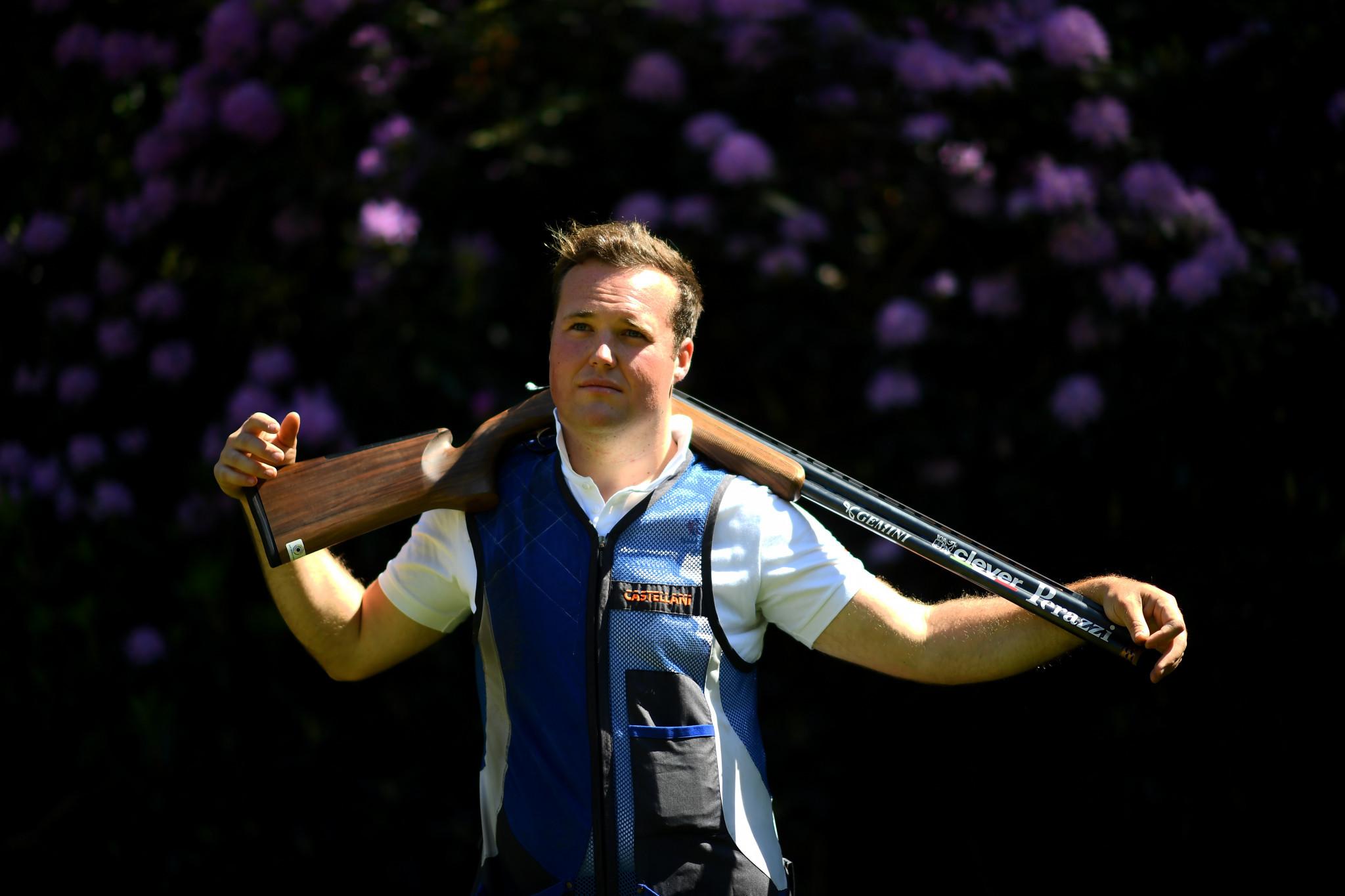 Coward-Holley and Semianova win trap gold at European Shooting Championship
