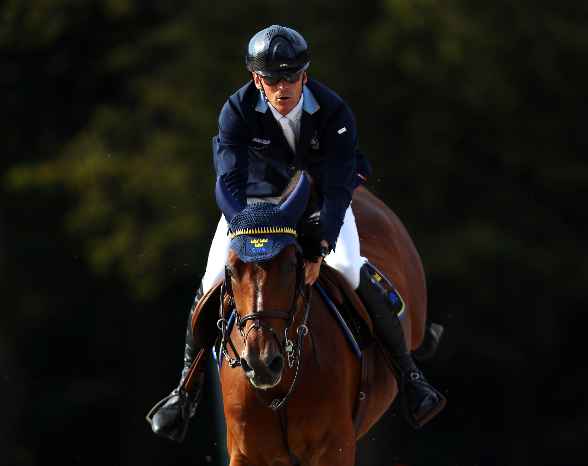 Fredricson aiming to maintain Global Champions Tour lead in Valkenswaard